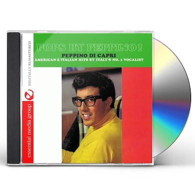 POPS BY PEPPINO CD