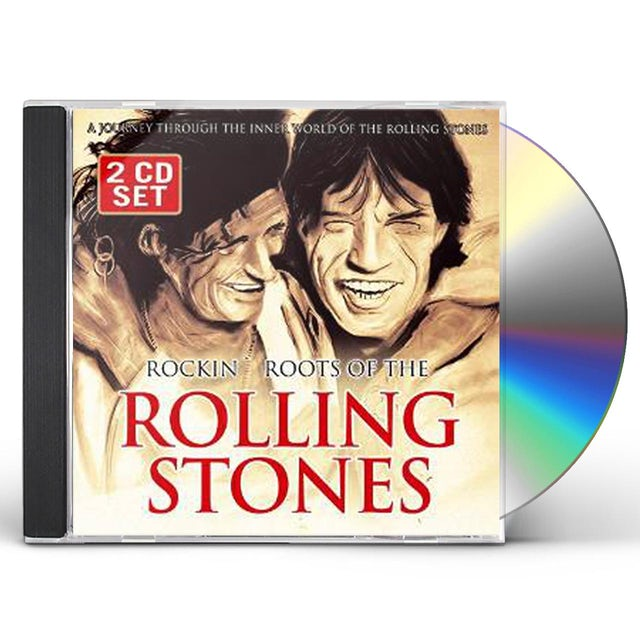 ROCKIN ROOTS OF THE ROLLING STONES CD
