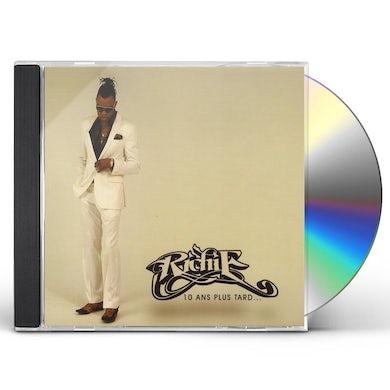 Richie 10 ANS PLUS TARD CD