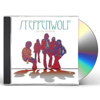 Steppenwolf COLLECTION CD