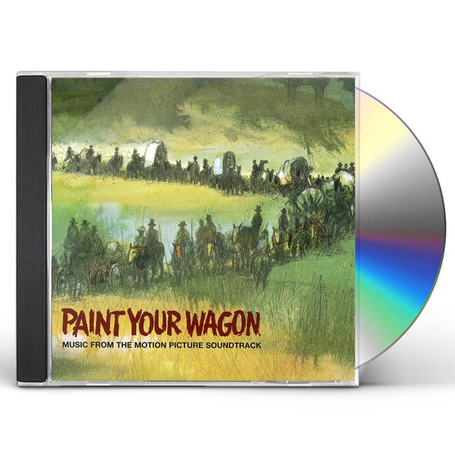 Various Artists PAINT YOUR WAGON CD