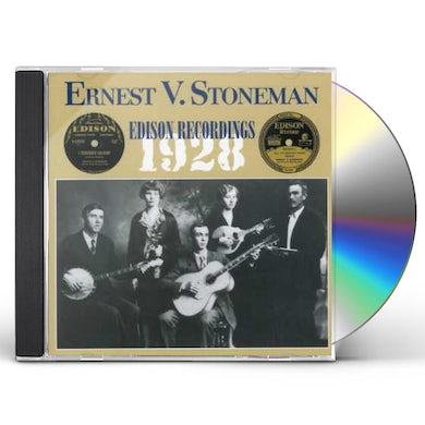 Ernest Stoneman EDISON RECORDINGS 1928 CD