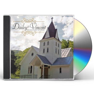 Dailey & Vincent SINGING FROM THE HEART CD