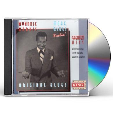 Wynonie Harris MORE BLUES ROCKIN' CD