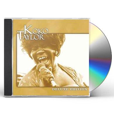 Koko Taylor DELUXE EDITION CD