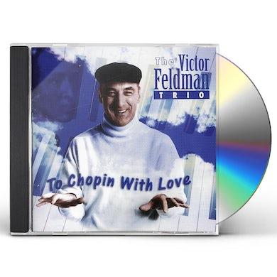 Victor Feldman TO CHOPIN WITH LOVE CD