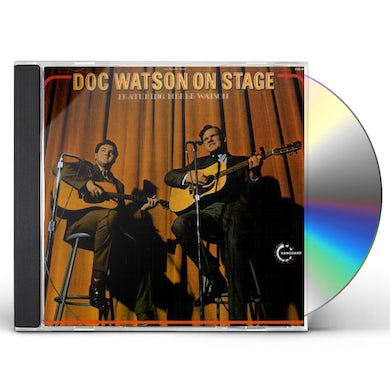 Doc Watson ON STAGE CD