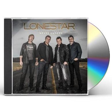 Lonestar NEVER ENDERS CD