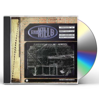 GRAVITY KILLS CD