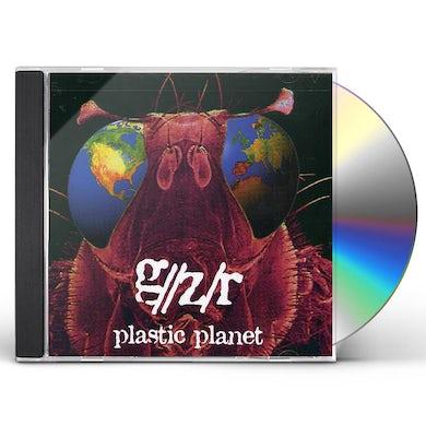 GZR PLASTIC PLANET CD