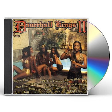 Dancehall Kings 2 / Various CD