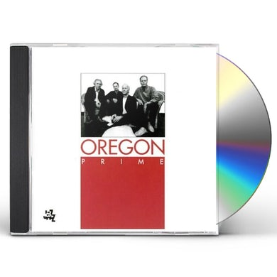 Oregon PRIME CD