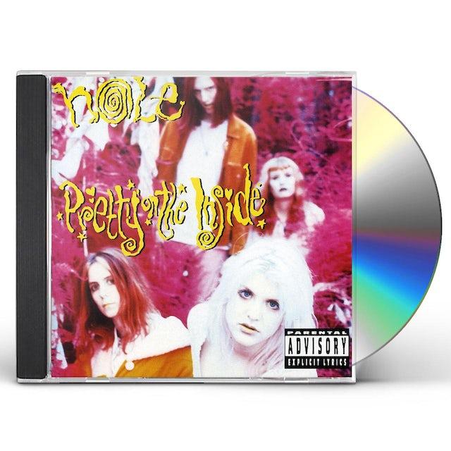 Hole PRETTY ON THE INSIDE CD