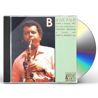 Anthony Braxton EIGHT COMPOSITIONS CD