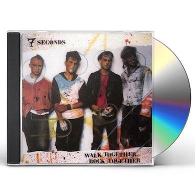 7Seconds WALK TOGETHER ROCK CD