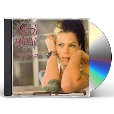 Beth Hart MY CALIFORNIA CD