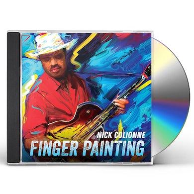 Finger Painting CD