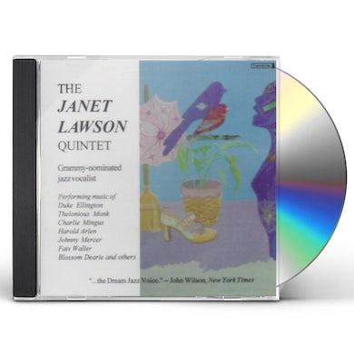 JANET LAWSON QUINTET CD