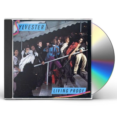 Sylvester LIVING PROOF CD