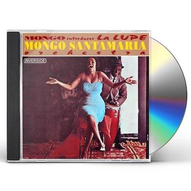 Mongo Santamaria MONGO INTRODUCES LA LUPE CD
