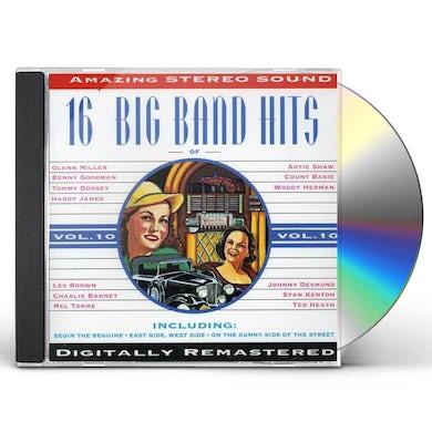 BIG BAND ERA 10 / VARIOUS CD