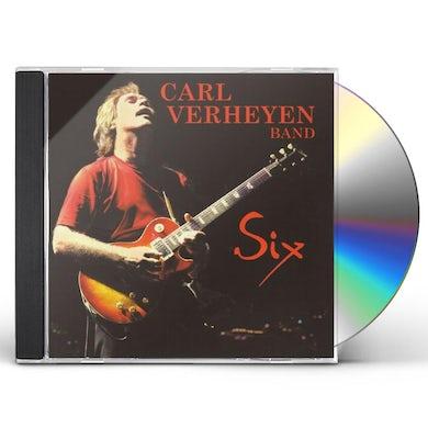 Carl Verheyen SIX CD