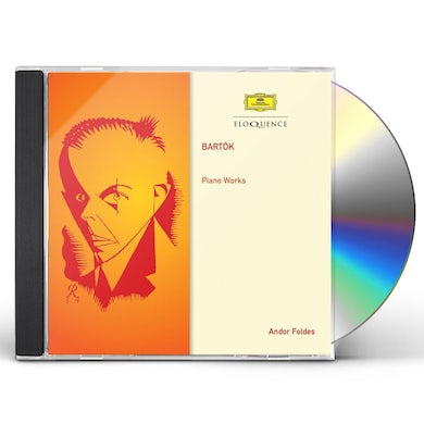 Andor Foldes BARTOK: PIANO WORKS CD