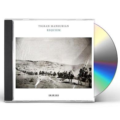 TIGRAN MANSURIAN: REQUIEM CD