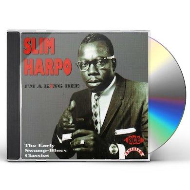 Slim Harpo I'M A KING BEE CD