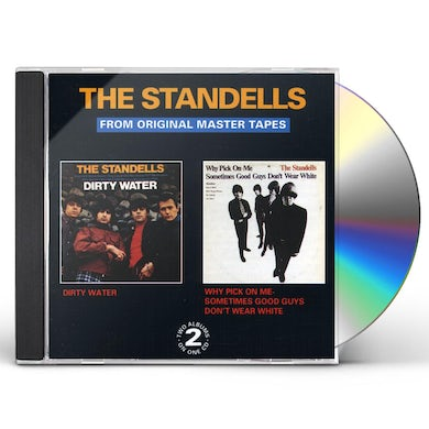 The Standells DIRTY WATER / WHY PICK ON ME SOMETIMES GOOD GUYS CD