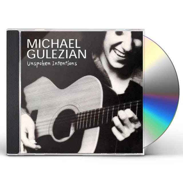 Michael Gulezian UNSPOKEN INTENTIONS CD