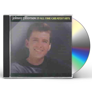 Johnny Tillotson 25 ALL-TIME GREATEST HITS CD