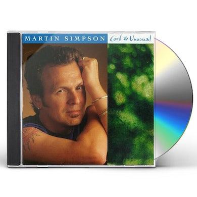 Martin Simpson COOL & UNUSUAL CD