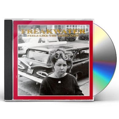 Freakwater FEELS LIKE THE THIRD TIME CD