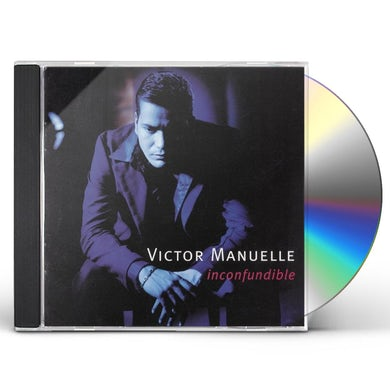 Victor Manuelle INCONFUNDIBLE CD