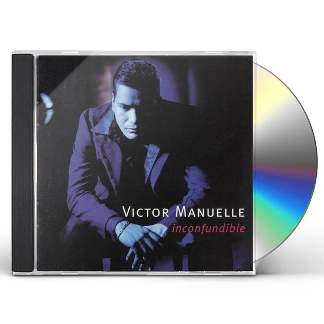 Victor Manuelle INCONFUNDIBLE CD
