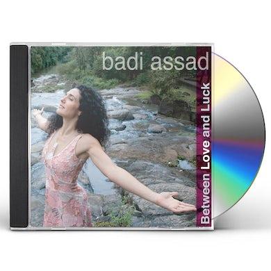 Badi Assad BETWEEN LOVE & LUCK CD