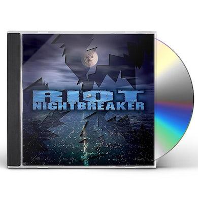 Riot NIGHTBREAKER CD