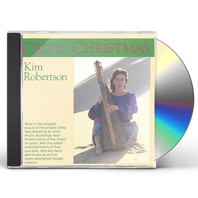Kim Robertson CELTIC CHRISTMAS CD