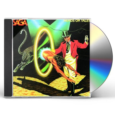 Saga HEADS OR TALES CD