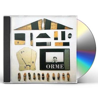 LE ORME CD