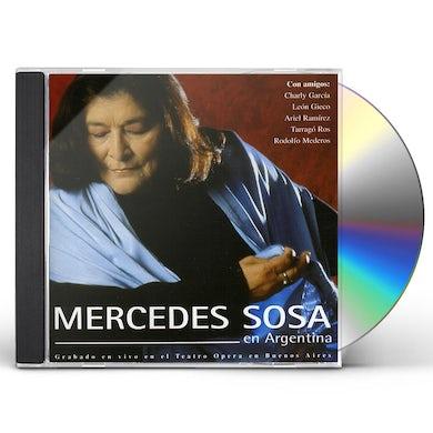 Mercedes Sosa EN ARGENTINA CD