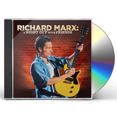 Richard Marx NIGHT OUT WITH FRIENDS CD