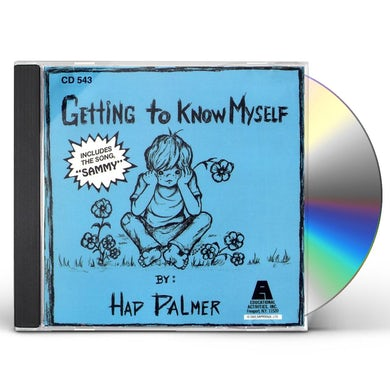 Hap Palmer GETTING TO KNOW MYSELF CD