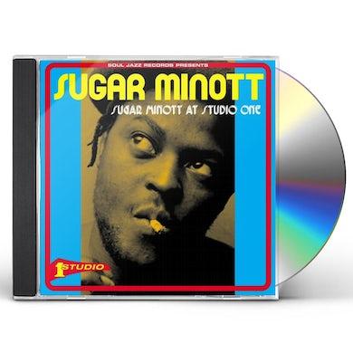 Sugar Minott At Studio One CD