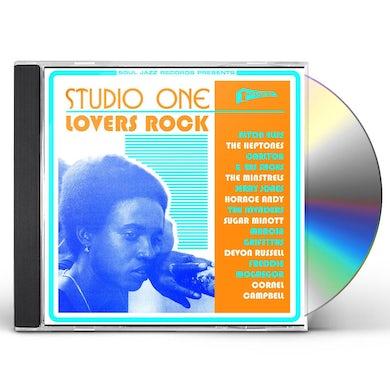 Soul Jazz Records Presents STUDIO ONE Lovers Rock CD