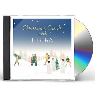 Christmas carols with libera CD