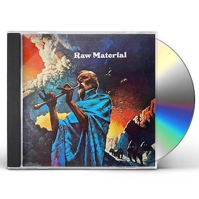Raw Material CD