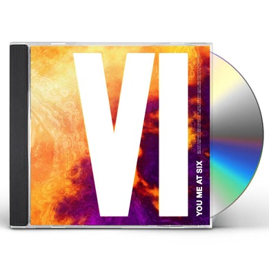 You Me At Six VI CD