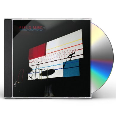 Field Music Making a new world CD